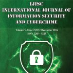 Volume 5, Issue 2 of IJISC was published